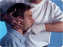 spezielle Kiefergelenkstherapie bei CMD