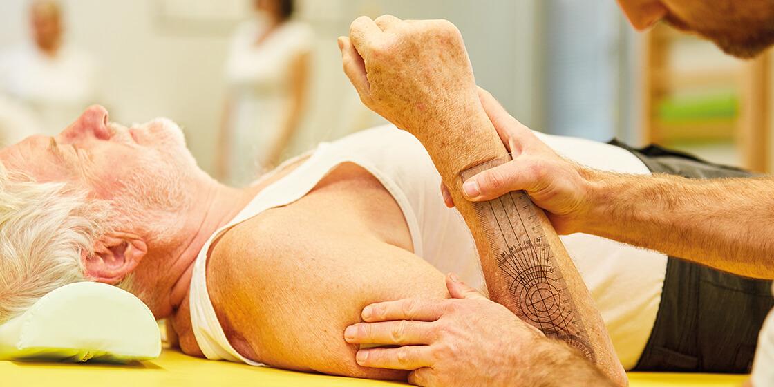 Physiotherapie im OPZ Koblenz
